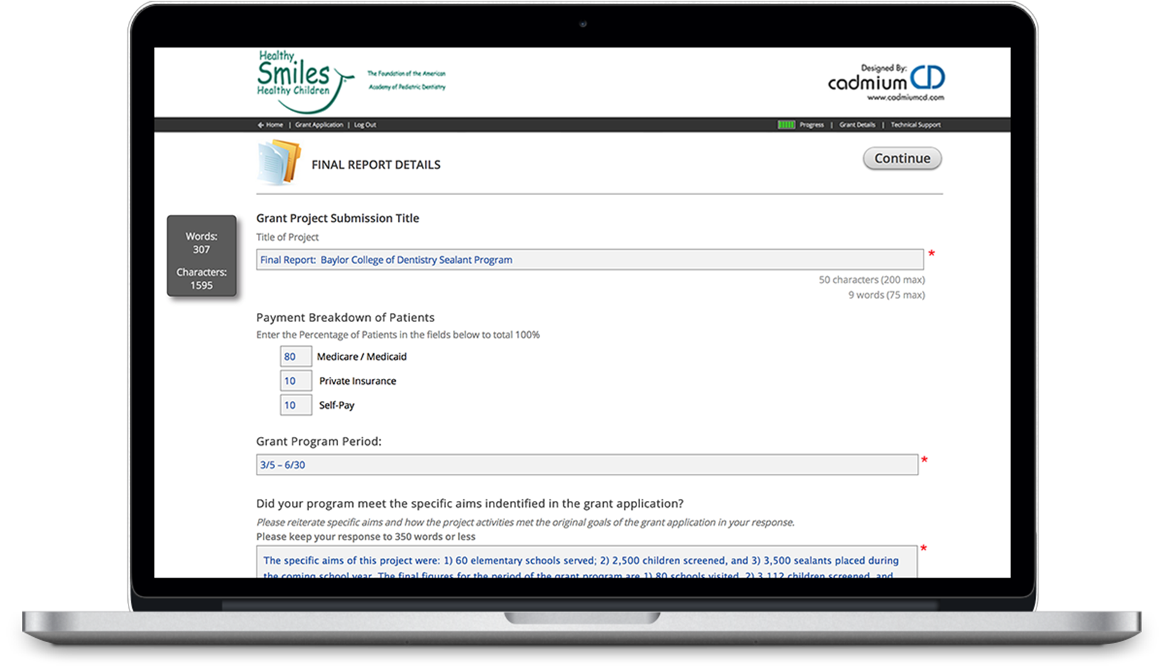 Reviewing grant proposals has never been easier. Choose the right projects for your company with the Abstract Scorecard.