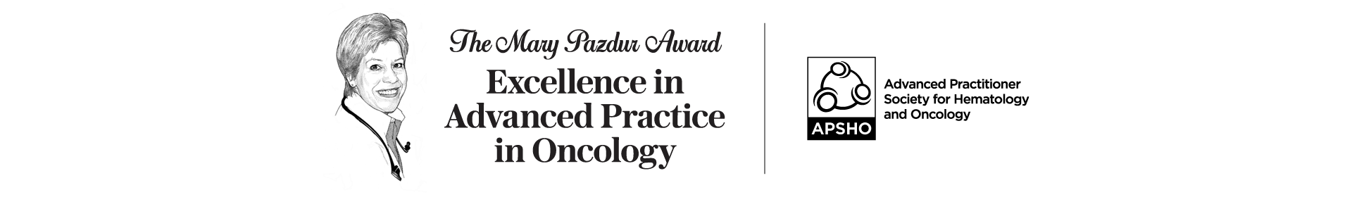 The Mary Pazdur Award for Excellence in Advanced Practice in Oncology 2020 Event Banner