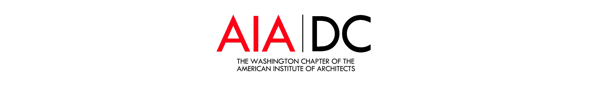 2021 AIA DC Unbuilt Awards Competition Event Banner