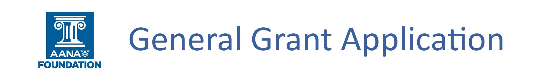 2020 AANA Foundation Grants Event Banner
