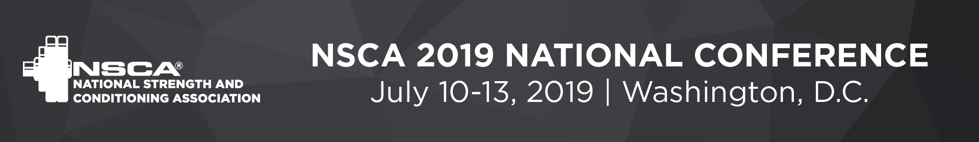 2019 National Conference Event Banner