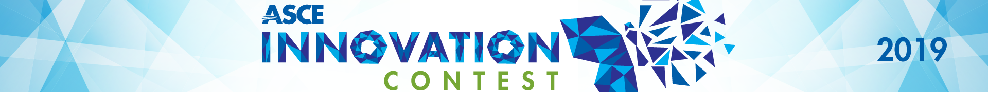 ASCE Innovation Contest 2019 Event Banner