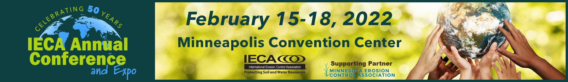 2022 IECA Annual Conference & Expo Event Banner