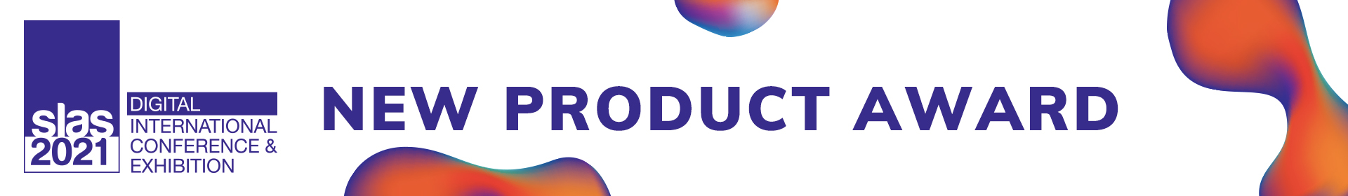 2021 New Product Award Event Banner