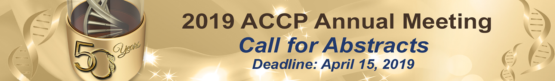 2019 ACCP Annual Meeting - Abstracts Event Banner
