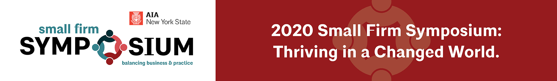 2020 Small Firm Symposium Event Banner