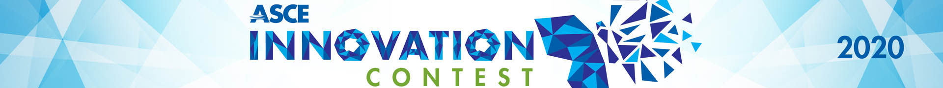 2020 ASCE Innovation Contest Event Banner