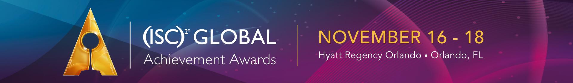 2020 Global Achievement Awards Event Banner