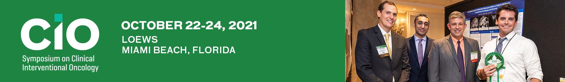 CIO 2021 Event Banner