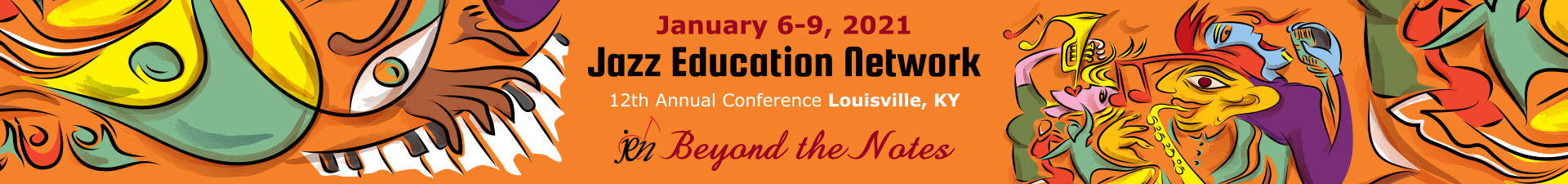 JEN 2021 Annual Conference Event Banner