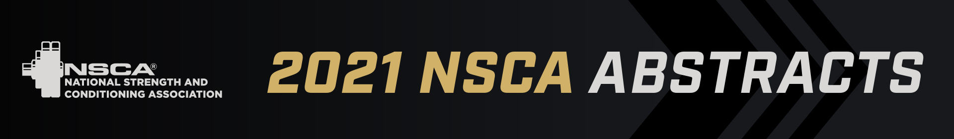 NSCA 2021 Event Event Banner