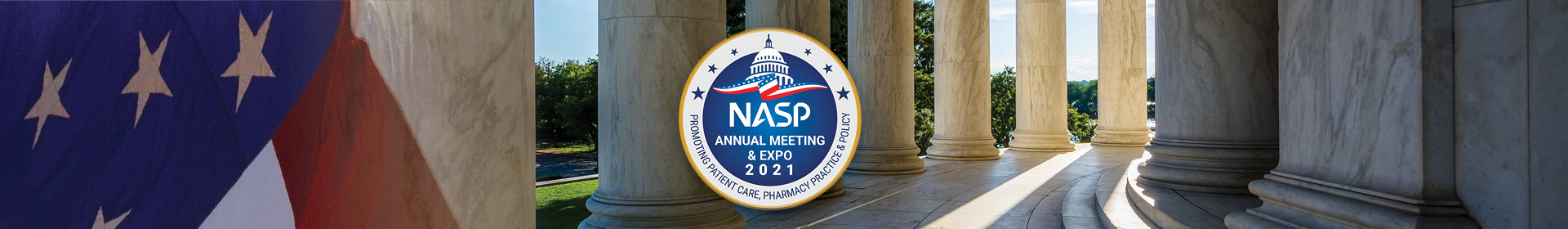 NASP 2021 Annual Meeting & Expo Event Banner