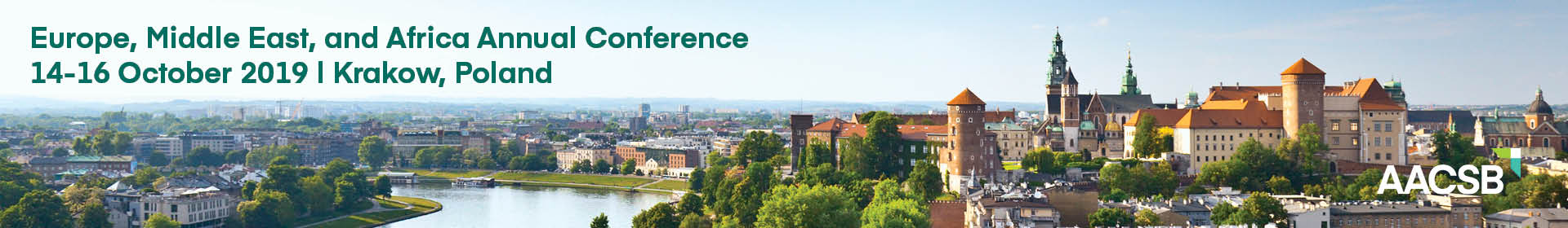 2019 Europe, Middle East, and Africa Annual Conference Event Banner