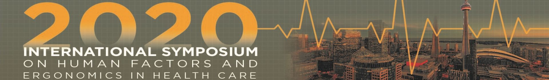 2020 International Symposium on Human Factors and Ergonomics in Health Care Event Banner