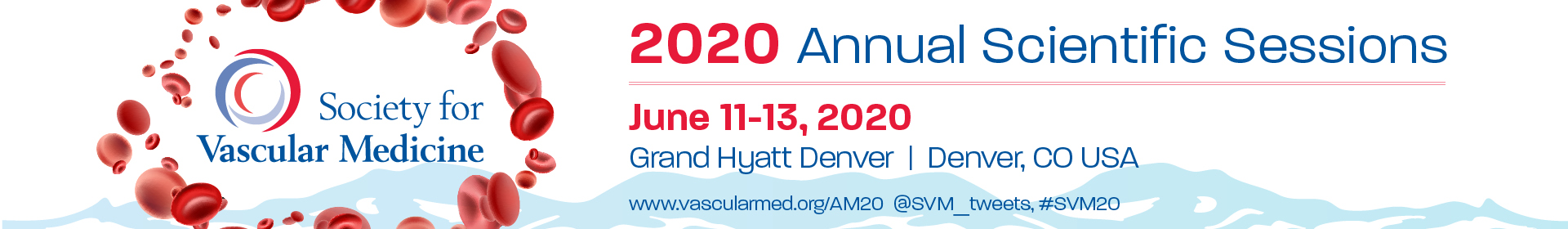 SVM 2020 Annual Scientific Sessions Event Banner