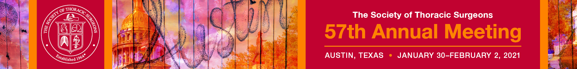 STS 57th Annual Meeting Event Banner