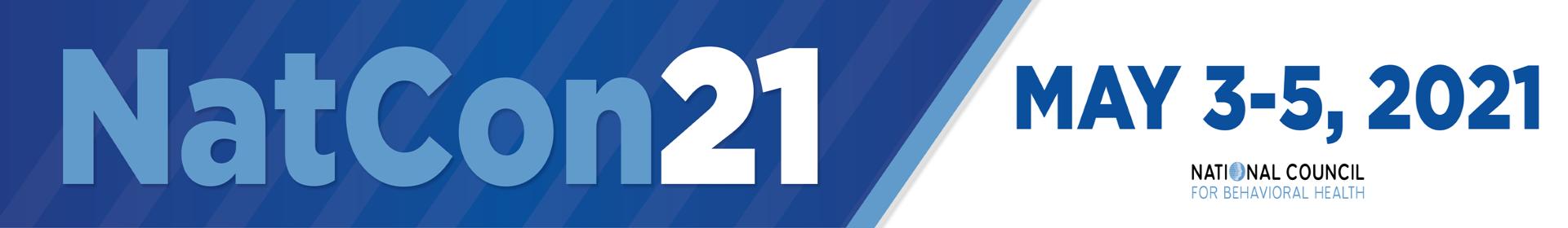 NatCon21 Event Banner