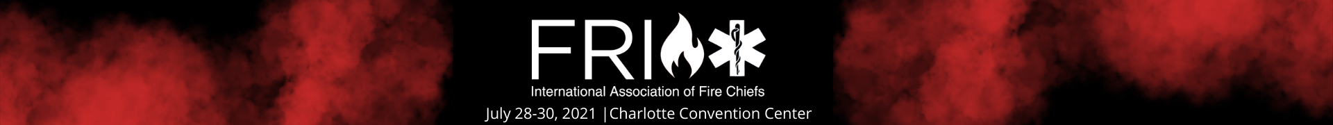 Fire-Rescue International 2021 Event Banner