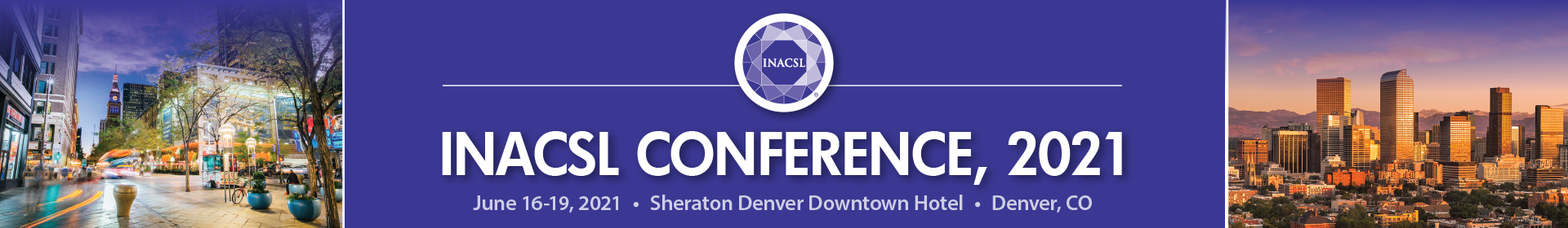 INACSL Conference, 2021 Event Banner