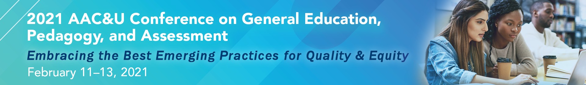 2021 General Education, Pedagogy, and Assessment Conference Event Banner