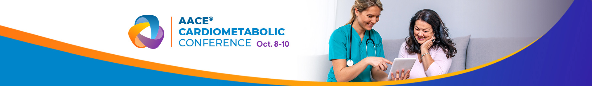 Cardiometabolic Health Conference Event Banner