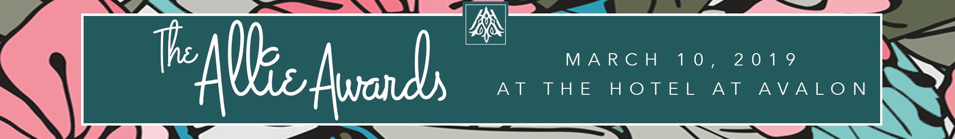 2019 Atlanta Allie Awards Event Banner