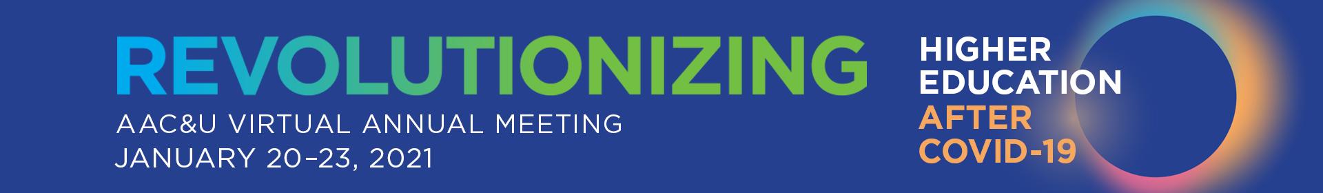 2021 Virtual Annual Meeting Event Banner
