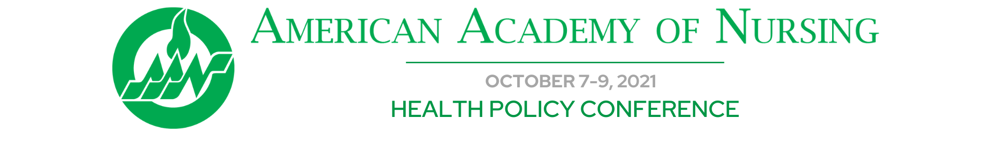 2021 Health Policy Conference Event Banner