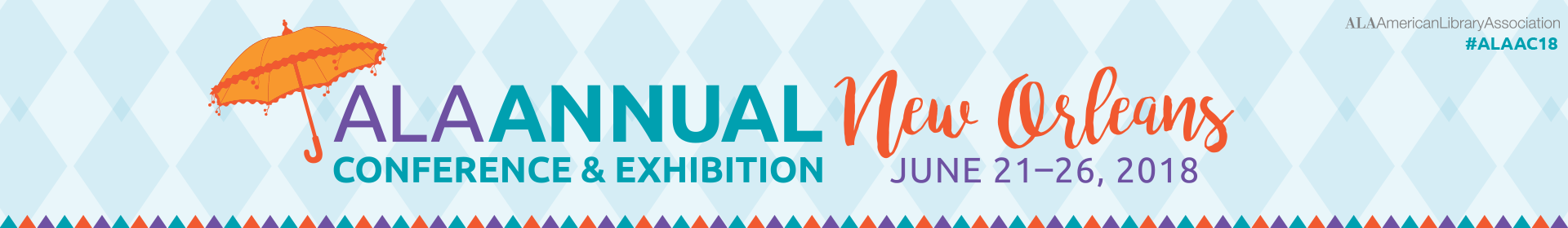 2018 Annual Artist Alley Banner Image