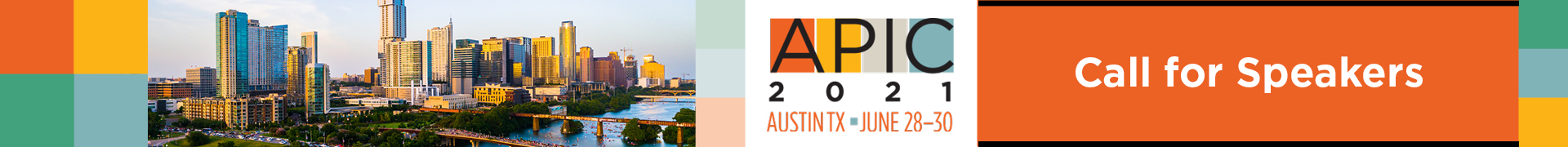 APIC 2021 Annual Conference  Event Banner