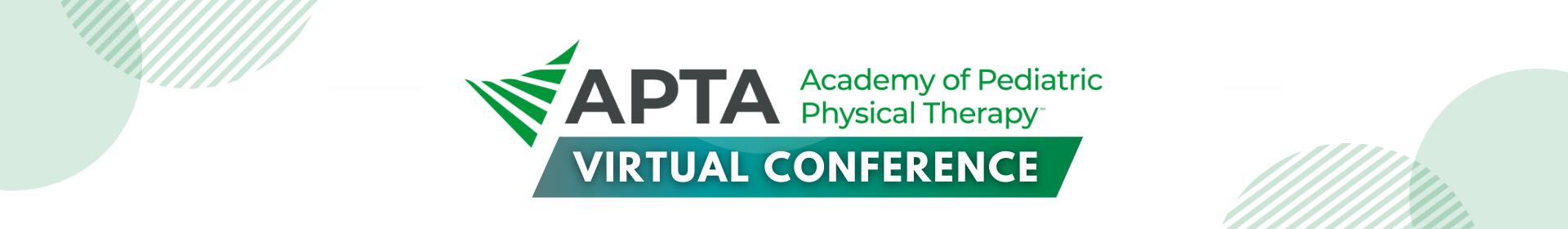 2020 APTA Pediatrics Annual Conference Event Banner