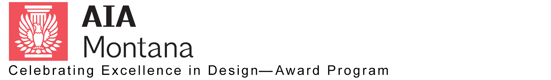 AIA Montana 2019 Design Awards Event Banner