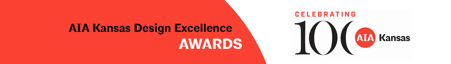 2021 AIA KS Design Excellence Awards Event Banner