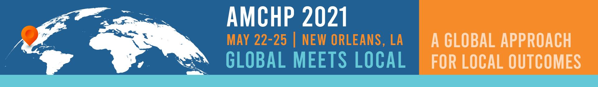 AMCHP 2021 Event Banner
