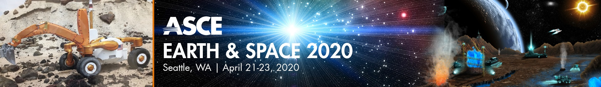 Earth & Space 2020 - Additional Abstracts Event Banner