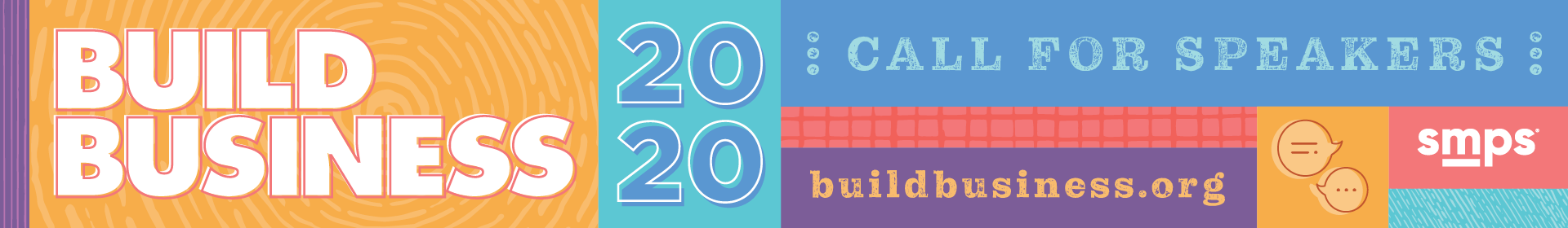 SMPS Build Business 2020 Event Banner