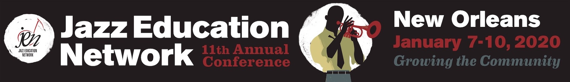JEN 2020 Annual Conference Event Banner