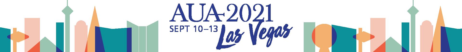 AUA 2021 Annual Meeting Event Banner