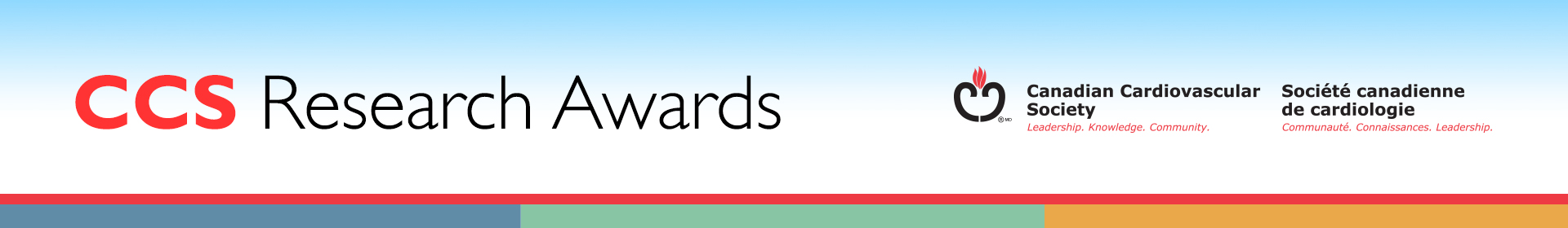 CCS Research Awards Event Banner