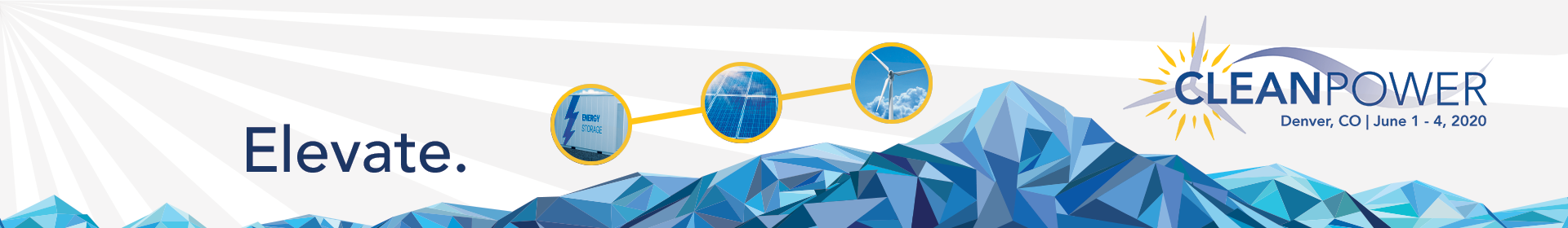 CLEANPOWER 2020 Event Banner