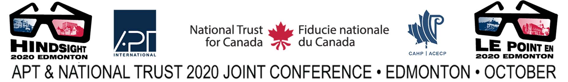 APT - National Trust Joint Conference 2020 Event Banner