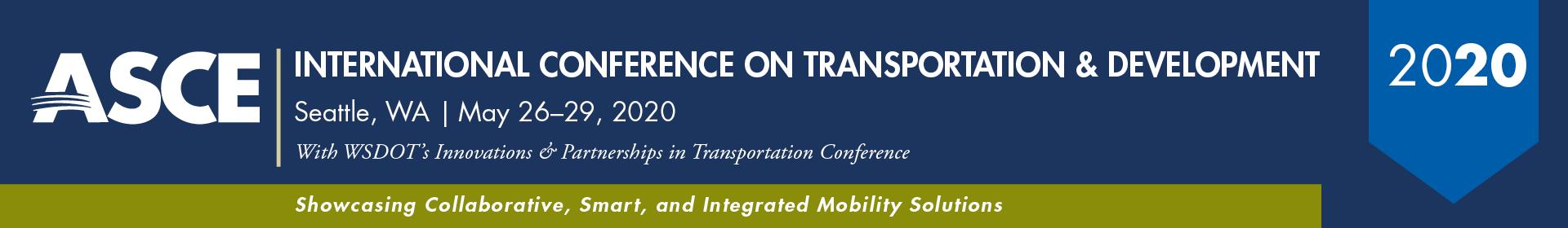 ASCE ICTD 2020 Event Banner