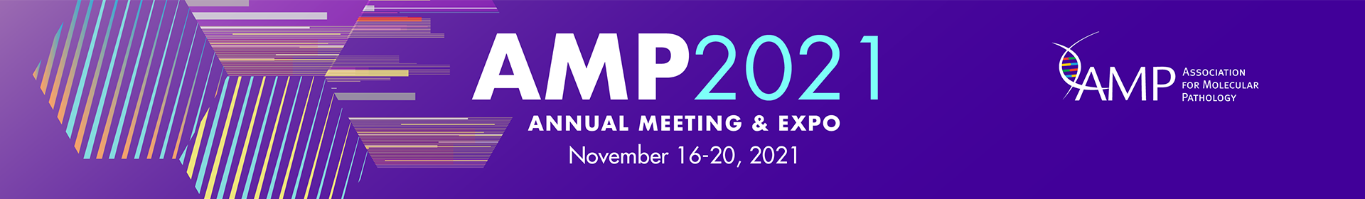 AMP 2021 - Call for Abstracts Event Banner