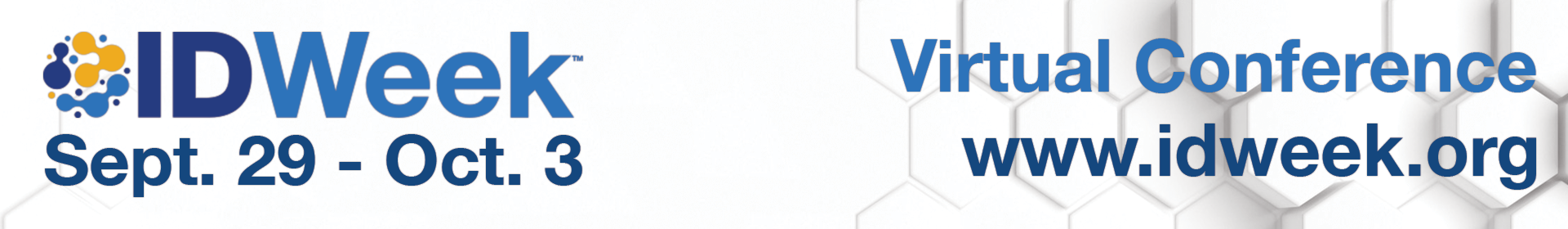 IDWeek 2021 Event Banner
