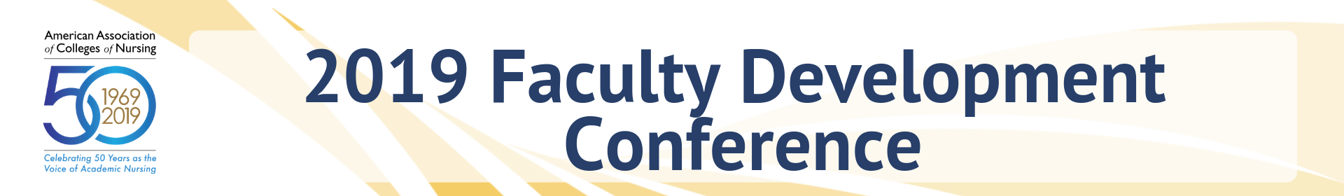 Faculty Development Conference Event Banner