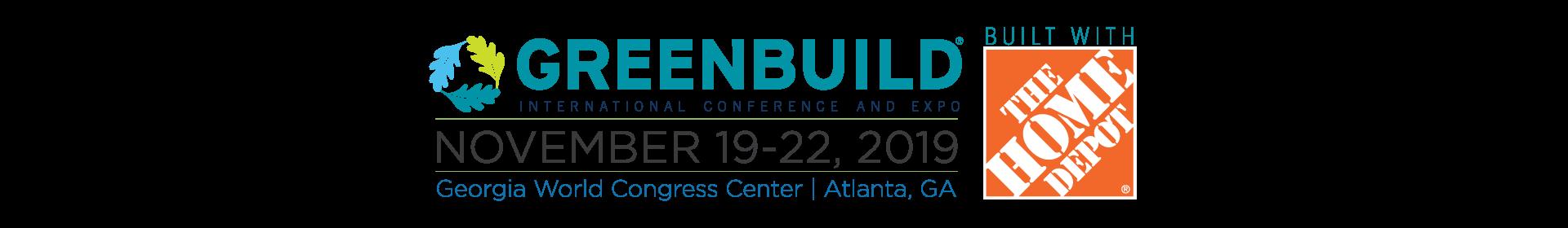 Greenbuild 2019 Event Banner