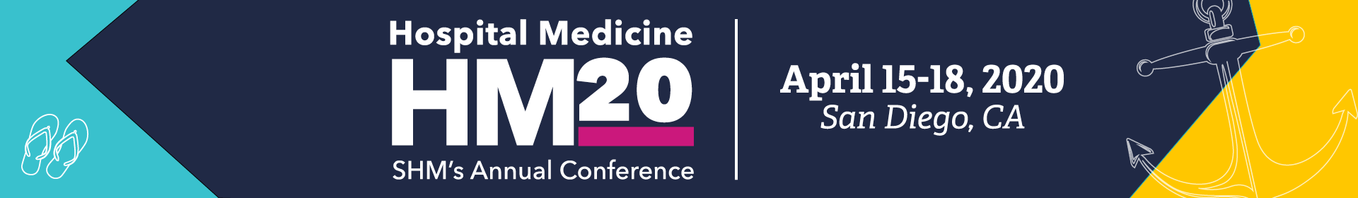 Hospital Medicine 2020 - Abstracts Event Banner
