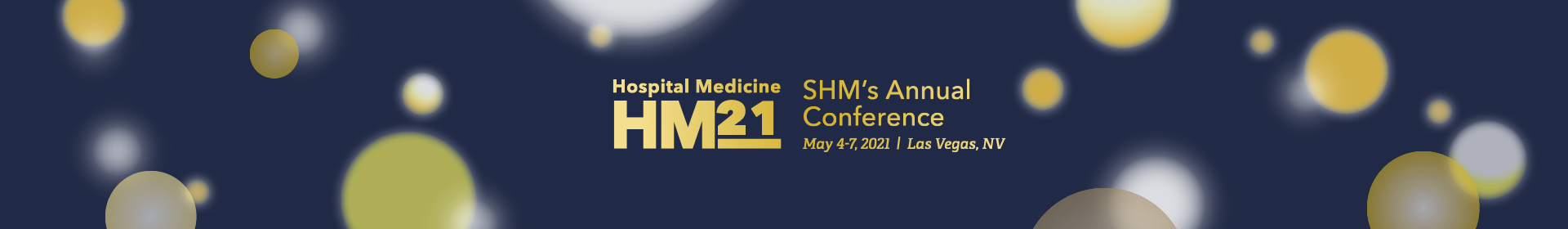 Hospital Medicine 2021 - Abstracts Event Banner