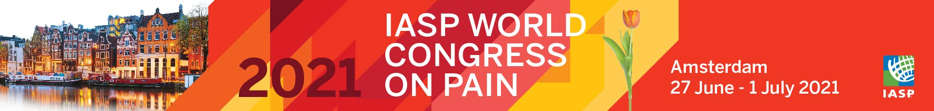 2021 World Congress on Pain - Posters Event Banner