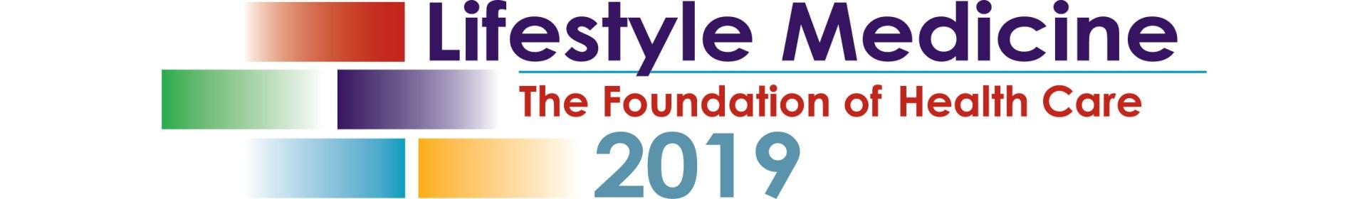 Lifestyle Medicine 2019 Event Banner